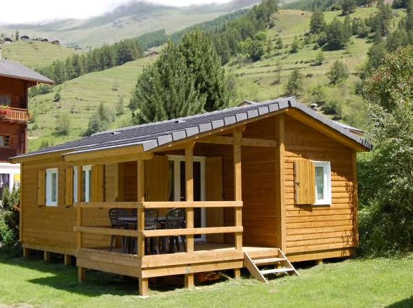Chalets te huur op camping Val d'Hérens