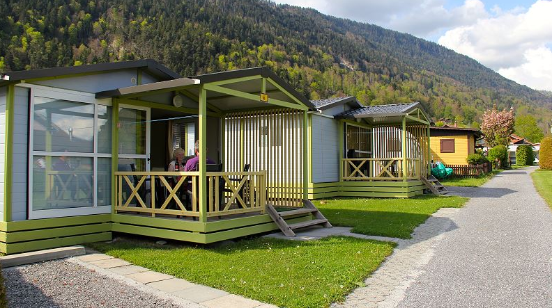 Bungalow Gitotel Morea huren in Interlaken