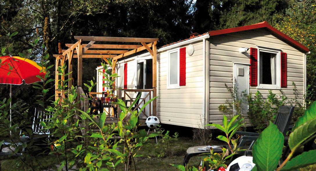 Stacaravan Kufstein huren Camping Natterer See