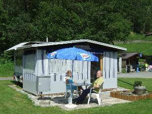 Mietcaravan Camping Aareschlucht