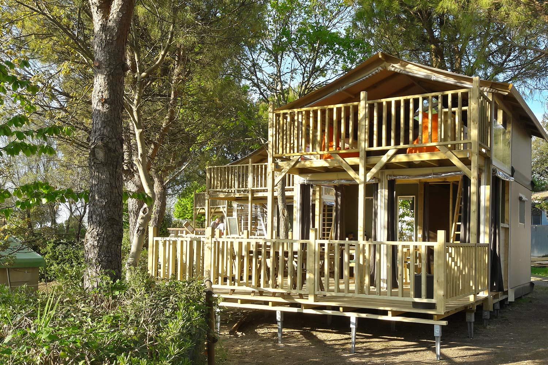 Glamp Air te huur Camping Paradiso