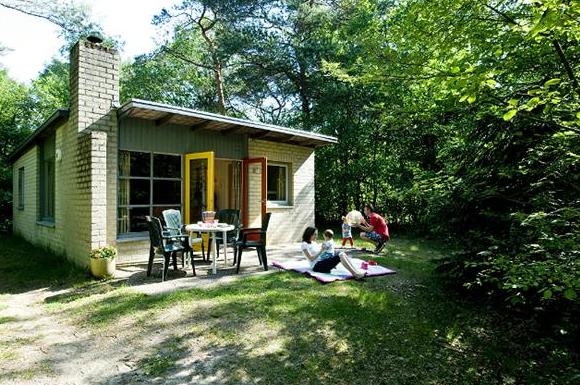 4L - 4 persoons bungalow RCN de Noordster