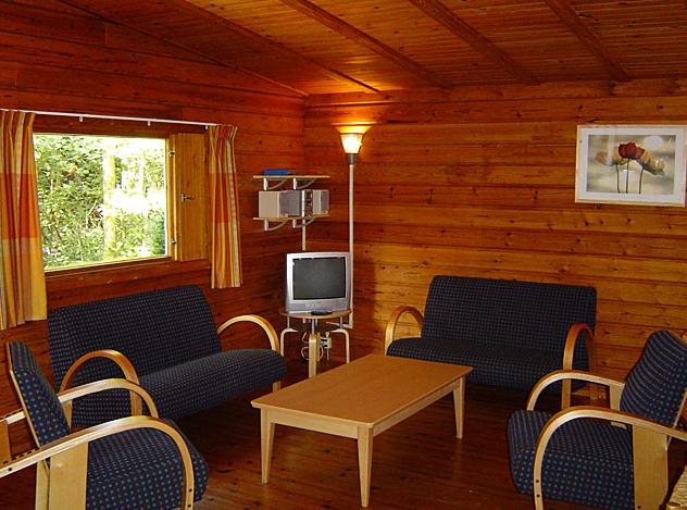 Finse 6-persoons bungalow, 3 slaapkamers